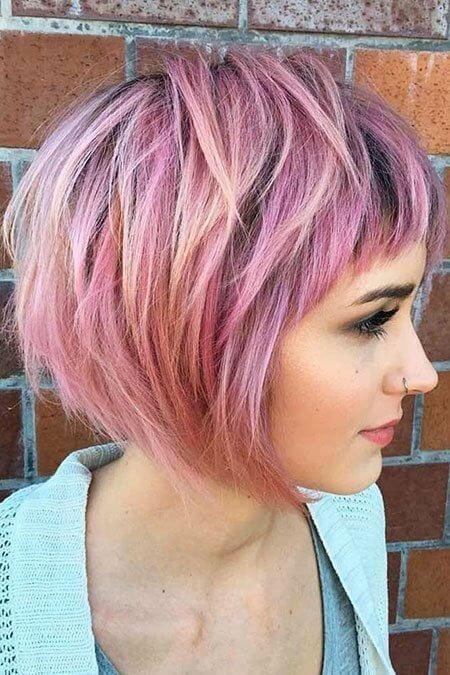 Haarkleur 2020 kort haar