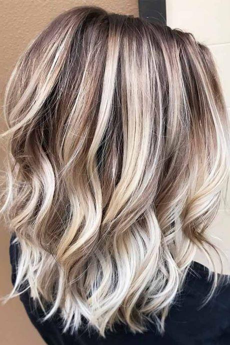 Haarkleur mode 2020