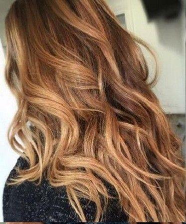 Haarkleur voorjaar 2021