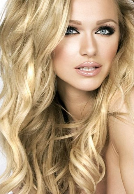 Haarkleuren Blond Tinten