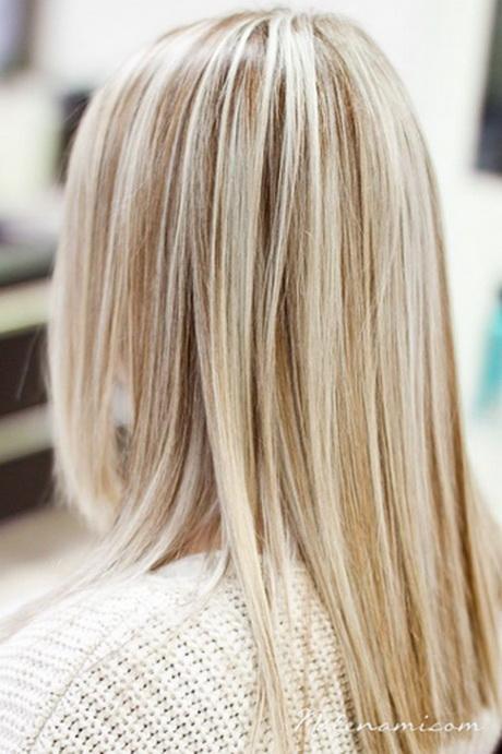Kleuren Blond