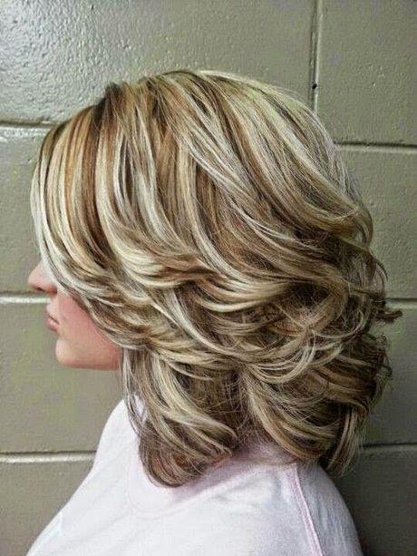 Highlights En Lowlights Blond Haar
