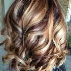 Kapsels met highlights