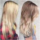 Blond haartrends 2018