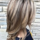 Kapsels met highlights en lowlights